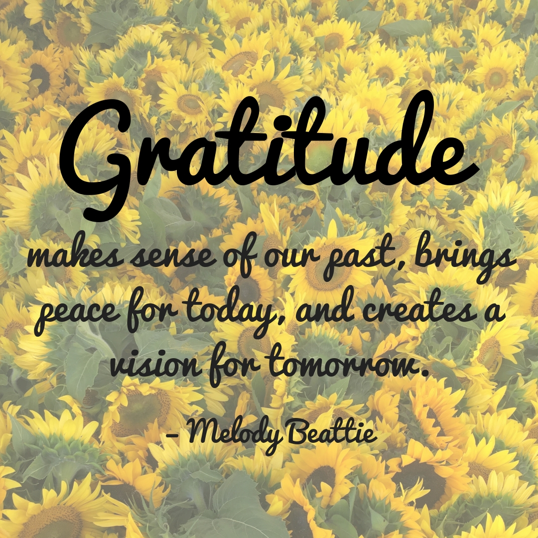 Gratitude Attitude: Counting Our Blessings – Bridges of Peace and Hope